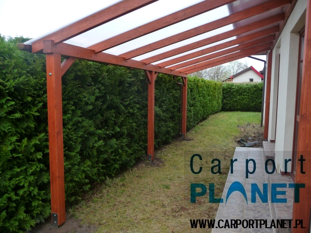 Carport Planet Wooden Structures Terrace Roofing