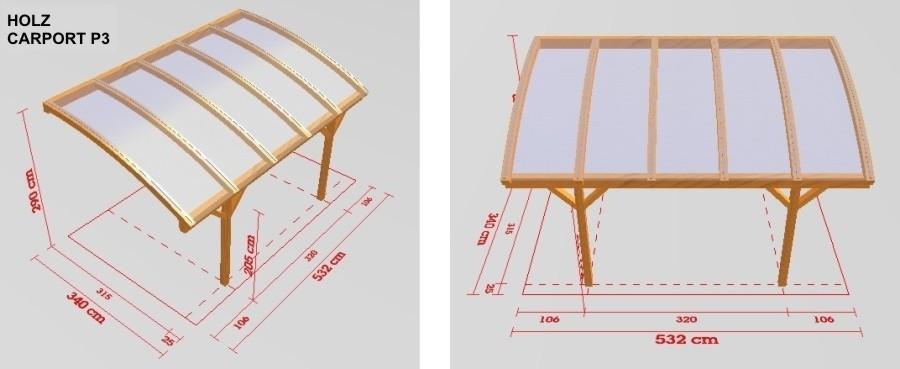 carport planet holz konstruktionen brettschichtholz. Black Bedroom Furniture Sets. Home Design Ideas