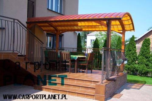 Carport Planet Wooden Structures Terrace Roofing