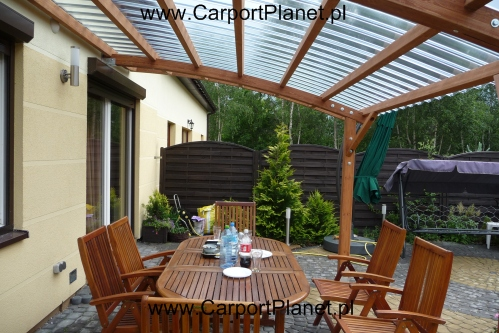 carport planet structures en bois lamell couvertures des terrasses abris voiture. Black Bedroom Furniture Sets. Home Design Ideas