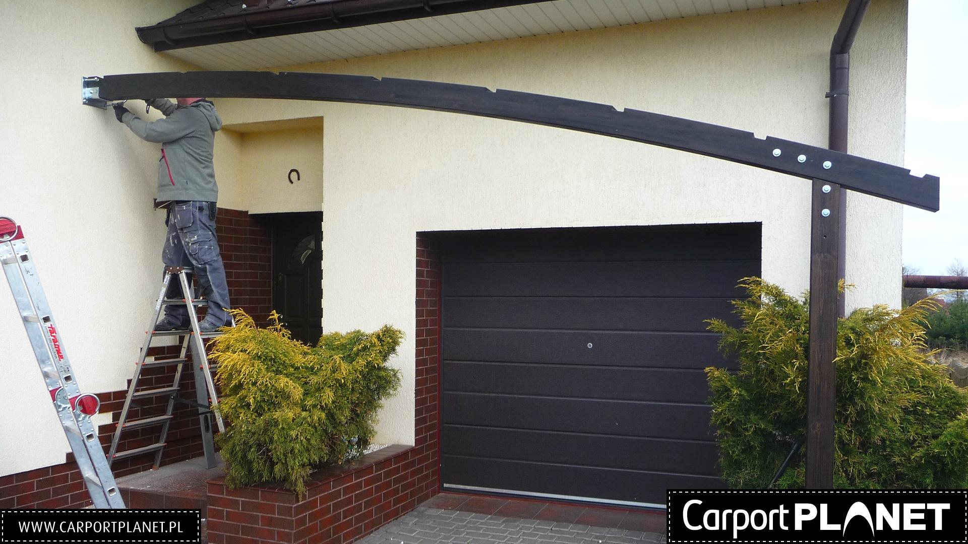 Budowa wiaty garażowej krok po kroku